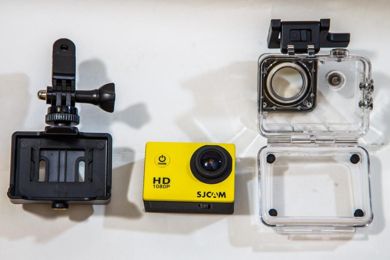 Не по профилю: тест экшен-камеры SJCam SJ4000 как видеорегистратора