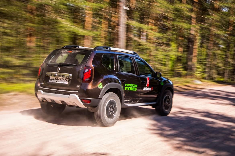 Превращаем Renault Duster Dakar во внедорожник: тест шин Nokian Rockproof на трофи-рейде «Ладога-2020»