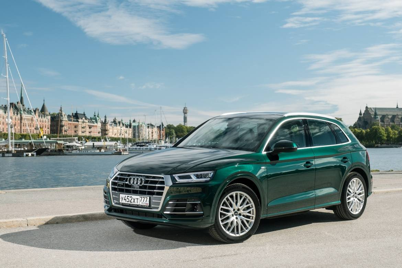 Тест-драйв нового Audi Q5: островок безмятежности