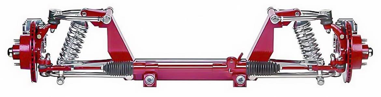podveska 92 - Чем отличается независимая подвеска от зависимой