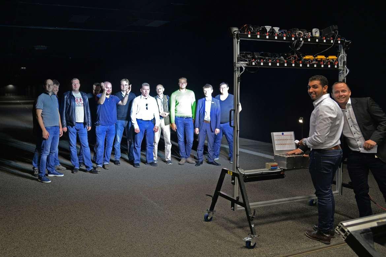 Из чего сделан Skoda Kodiaq: светодиодная оптика Hella