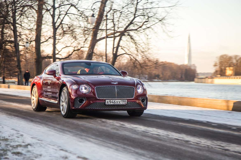 Тест-драйв нового Bentley Continental GT: когда делали с любовью