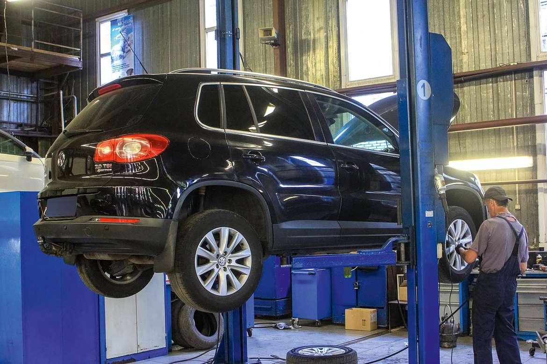 Каких поломок ждать от подержанного Volkswagen Tiguan за 700 000 рублей