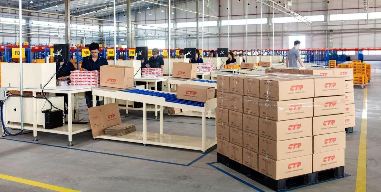 Во Вьетнаме заработал новый завод CTR