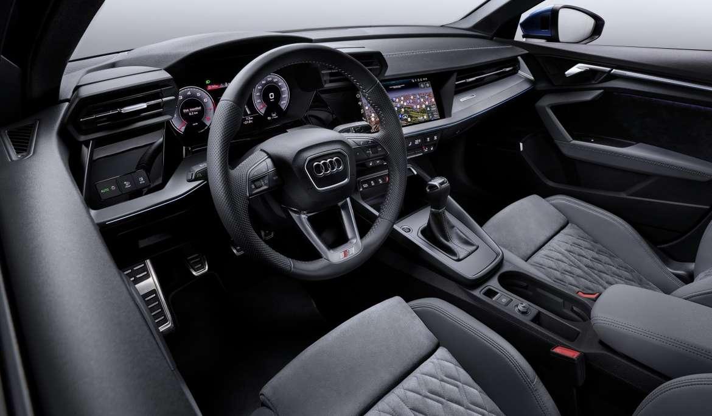 Новый Audi A3 Sportback доедет до России к концу 2020 года