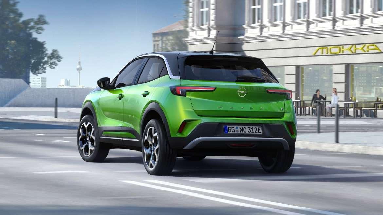 Opel «рассекретил» новый Mokka