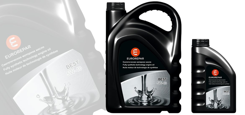 Eurorepar — масло, которому доверяют