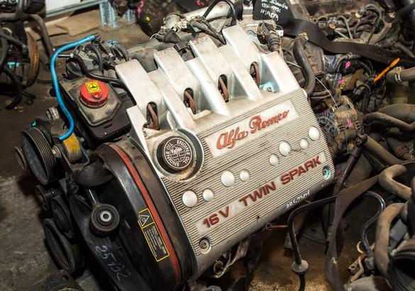 Контрактный двигатель против капремонта