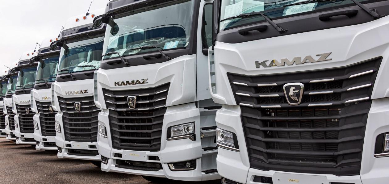 КАМАЗ готовит новые грузовики семейства К5