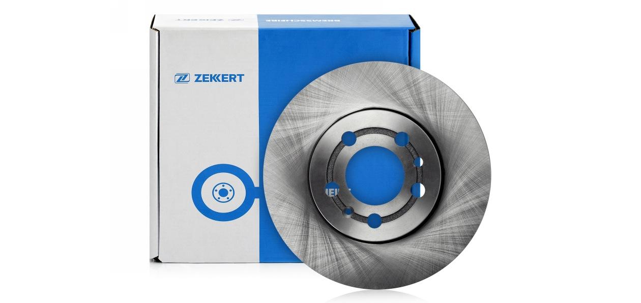 Zekkert расширил линейку компонентов тормозной системы